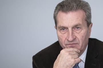 Günther Oettinger mit vernichtender CDU-Kritik nach Bundestagswahl-Schlappe
