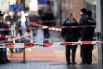Aufregung in Hanauer Innenstadt: Schüsse rufen Polizei auf den Plan