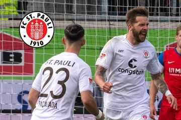 "FC St. Pauli - Doppel-Torschütze Burgstaller mahnt: ""Sind noch kein Spitzenteam"""