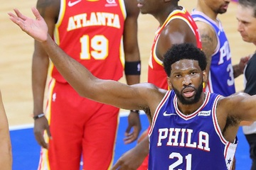 NBA Playoffs: The Sixers force Game 7 with a gutsy comeback against the Hawks