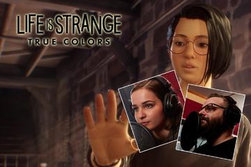 """Für neuen """"Life is strange""""-Titel: Gronkh und """"Dark""""-Star im Tonstudio"""