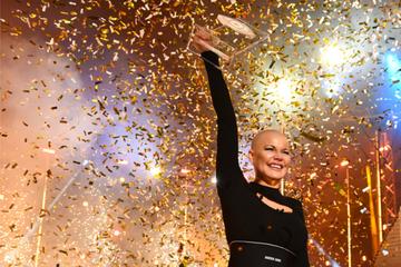 Gwiazda Big Brother: Gwiazda Big Brother: Łysa Melanie Muller wygrywa 100 000 euro!