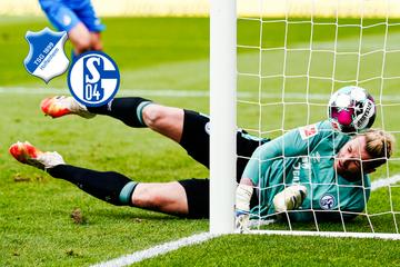 Irre! Schalke kassiert nach 2:0-Führung bei Hoffenheim 4 Gegentore in 17 Minuten