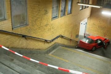 Verfolgungsjagd endet in S-Bahn-Tunnel: Autodieb (47) vor Gericht!