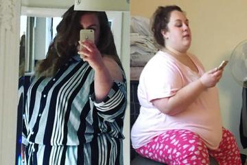 137-Kilo-Frau nimmt 57 Kilogramm ab: So sieht sie heute aus