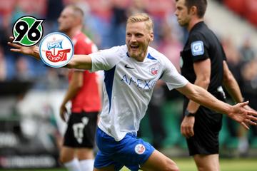 Faustdicke Überraschung in der 2. Liga! Hansa zieht Hannover den Zahn