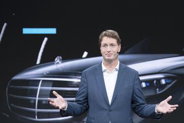 Daimler-Chef Källenius: Weniger Arbeitsplätze nach Wechsel zu Elektro