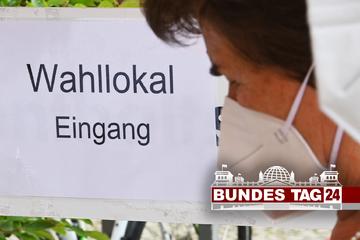 Morgen ist Bundestagswahl: So läuft das mit der Wahl in Sachsen!