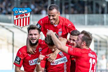 Der FSV Zwickau stoppt seine Talfahrt mit einem Sieg gegen 1860 München!