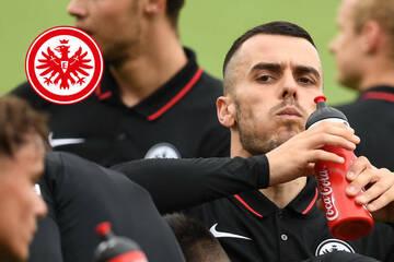 Kostic-Kracher beschert Eintracht Frankfurt Sieg gegen Sandhausen