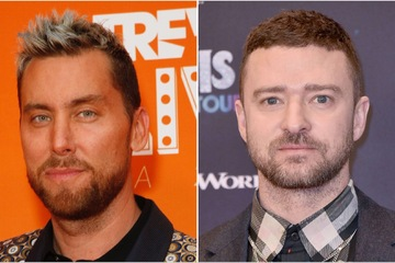 Justin Timberlake explains why he left Lance Bass' messages on read