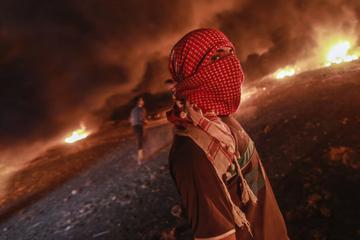 Israel beschießt nach Angriffen mit Brandballons Gaza-Ziele