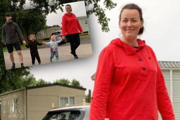"""Mutter von drei Kindern mit irrem Glück: """"Covid rettete mein Leben"""""""