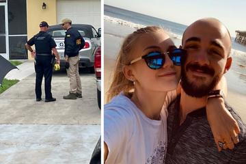 Nach Tod von Gabby Petito: Polizei durchsucht Elternhaus des Freundes