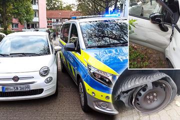 Ohne Führerschein, unter Drogen: 18-Jähriger liefert sich Verfolgungs-Jagd mit Polizei