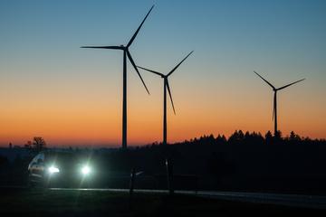 Bis zu 90 neue Windräder: Regierung einigt sich auf Flächen im Staatswald