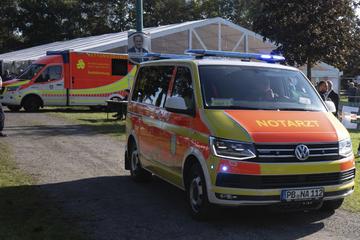 Notfall bei Laschet-Auftritt: Kommunalpolitiker muss wiederbelebt werden