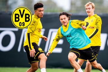 BVB-Beben: Dortmund plant ohne sieben Spieler! Geht zudem auch Jadon Sancho?