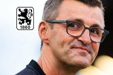 """1860-Trainer Köllner unzufrieden mit Teamleistung: """"Wir haben schon ein Problem"""""""