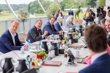 NRW feiert 75. Geburtstag: Armin Laschet erwartet royale Gäste