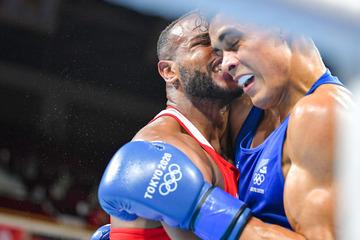 Beißattacke bei Olympia: Boxer greift Gegner mit den Zähnen an!