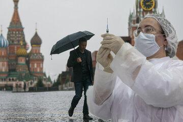 Weil sich zu wenig impfen lassen: In Moskau wird die Pflicht-Impfquote eingeführt!