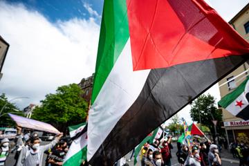 Nach Krawall bei palästinensischer Demo in Mannheim: 26 Verdächtige ermittelt