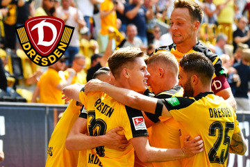 Dynamo Dresden hilft Flutopfern: 15.000 Euro für versteigerte Trikots!