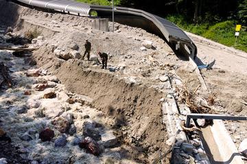 Kostenexplosion? Sorgen um Wiederaufbau der Bobbahn am Königssee