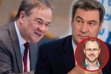 Markus Söder gibt keine Ruhe: Der Heckenschütze kann der Union noch schaden