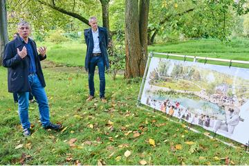 Berlin: Spreepark: Das soll aus dem früheren DDR-Vergnügungspark werden