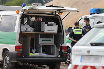 125 Kilo schwere US-Fliegerbombe entdeckt: Kleingartenkolonie evakuiert