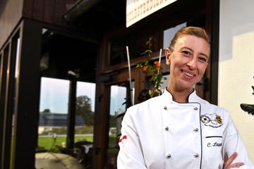 Chemnitz: Kulturhauptstadt mit Neinerlaa und Rouladen: Sie ist die neue Chefin der Chemnitzer Köche
