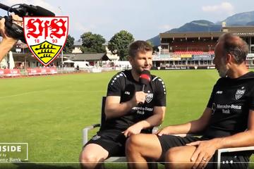 VfB-Boss Hitzlsperger denkt an Comeback: Klare Abfuhr von Coach Matarazzo!