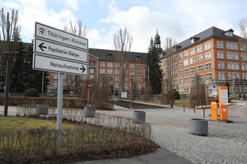 Zu viele Corona-Patienten: Thüringer Krankenhäuser verhängen Besuchsverbot