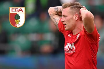 "FC Augsburgs André Hahn nach Corona-Erkrankung: ""Die Puste fehlt"""