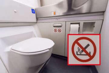 Köln: Er wollte heimlich eine paffen: Raucher löst Feueralarm im Flieger aus