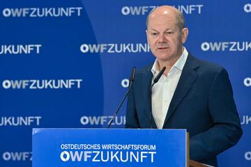 """Scholz mahnt zu Aufbruch Ost: """"Wer immer nur nachbaut, kann nie Erster sein"""""""