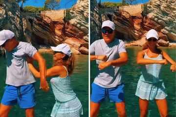 Dieter Bohlen: Dieter Bohlen e Karina pubblicano un divertente video di ballo, e poi diventano davvero cattivi
