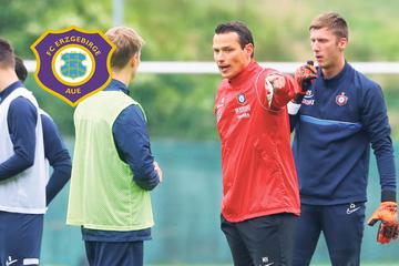 Plant Leonhardt bei Erzgebirge Aue den nächsten Trainer-Coup?