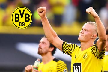 Erling Haaland imparable: ¡BVB brilla con un fantástico fútbol de ataque!