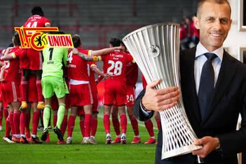 UEFA veröffentlicht Lostöpfe: Auf diese Gegner könnte Union Berlin treffen