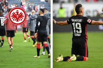 Eintracht mit Peinlich-Auftritt gegen Hertha: Fans rechnen mit Horror-Szenario