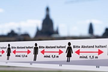 Dresden: Coronavirus in Dresden: Sachsen ist Bundesland mit zweitniedrigster Inzidenz