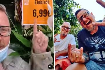 """Frankfurt: """"Das ist asozial!"""": Mundstuhl-Lars kann es einfach nicht fassen"""