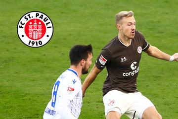 Lukas Daschner fehlt dem FC St. Pauli nach Trainingsschock wochenlang!