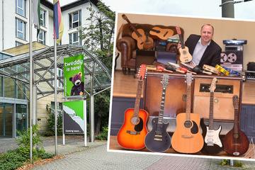 Dresden: Dresdner Hotelchef sucht alte Kassetten, Schallplatten und Boxen