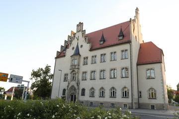 Amtsgericht evakuiert! Bombendrohung in Lutherstadt Wittenberg