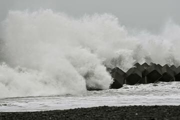 Olympia in Gefahr? Japans Wetterbehörde warnt vor Taifun