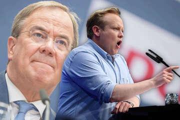 Nach Bundestagswahl-Debakel: Junge Union rechnet mit Laschet ab